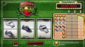 gokkast golden goal