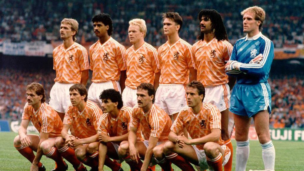 EK 1988 team