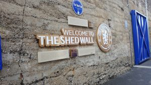 The Shed Wall Chelsea
