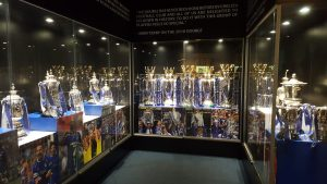 Prijzenkast Chealsea FC