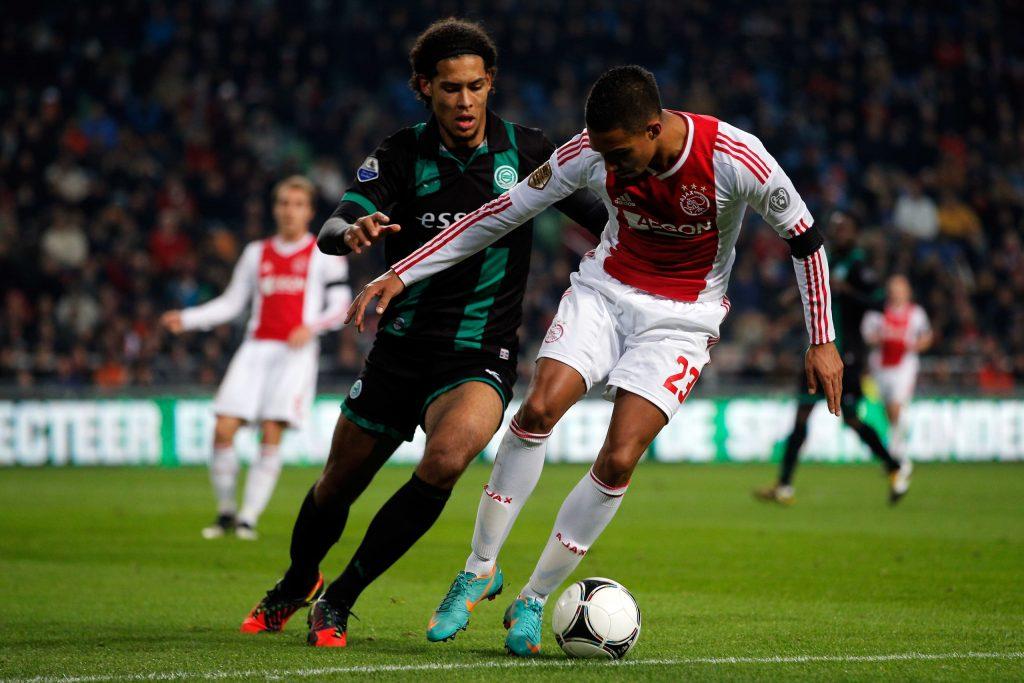 Virgil van Dijk FC Groningen