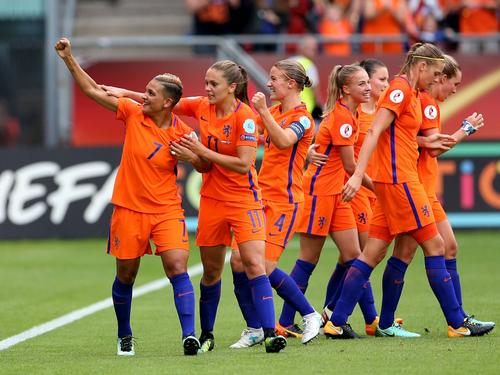 Oranje Leeuwinnen EK
