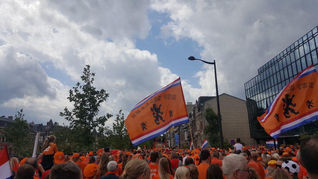 Oranje Fans WK
