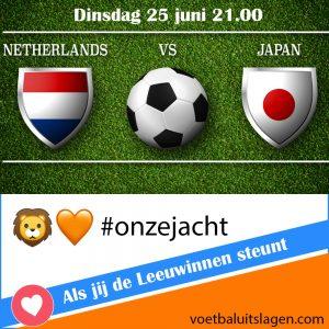 Nederland-Japan
