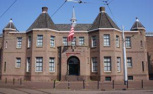 Het Kasteel Sparta Rotterdam