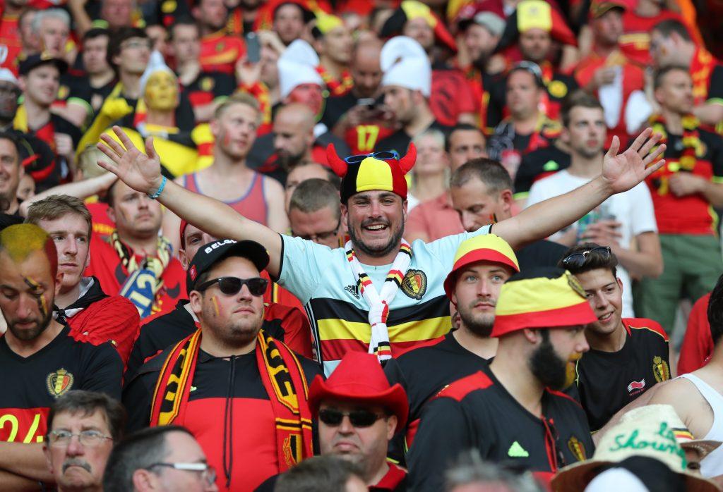 Fans Rode Duivels