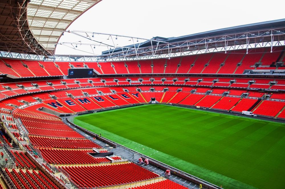 Wembley Stadium Londen