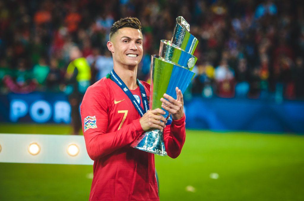 Nations League Christiano Ronaldo
