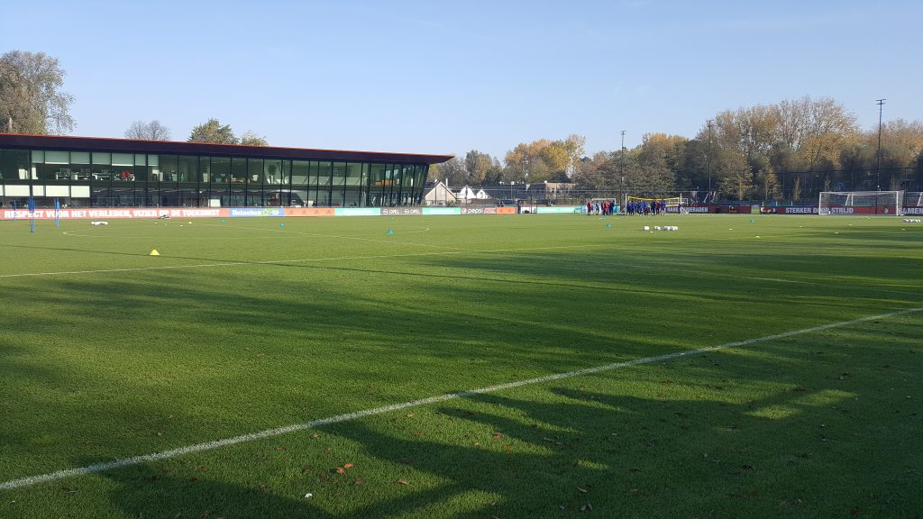 Training Feyenoord