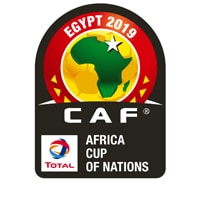 Competition logo for Afrika Cup 2017