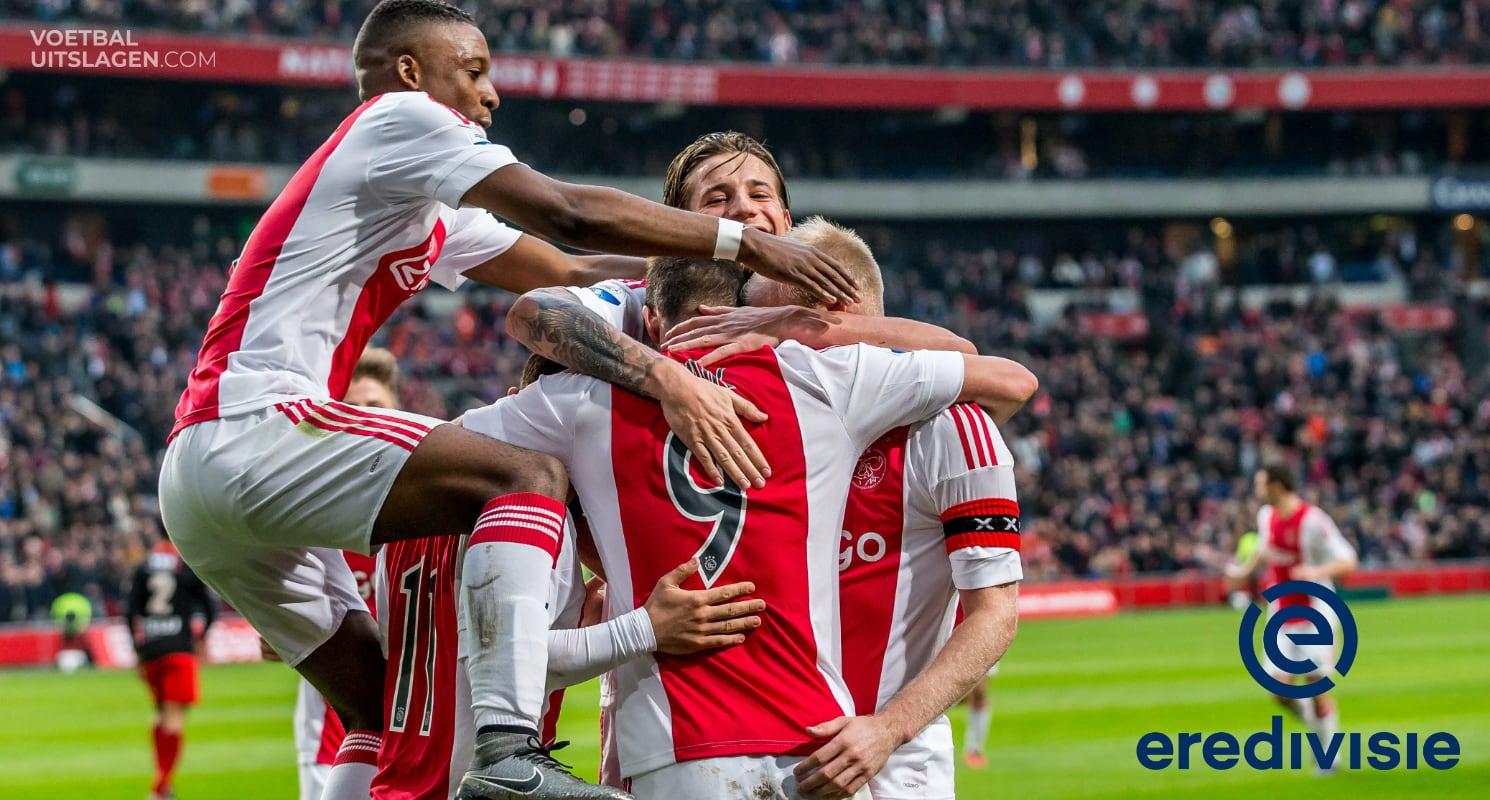 Ajax landskampioen