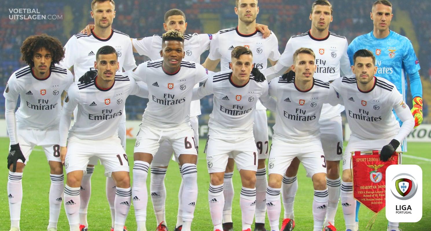Benfica landskampioen