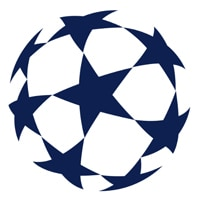 Competition logo for Champions League 2019/2020
