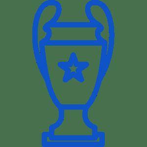 beker trofee icoon