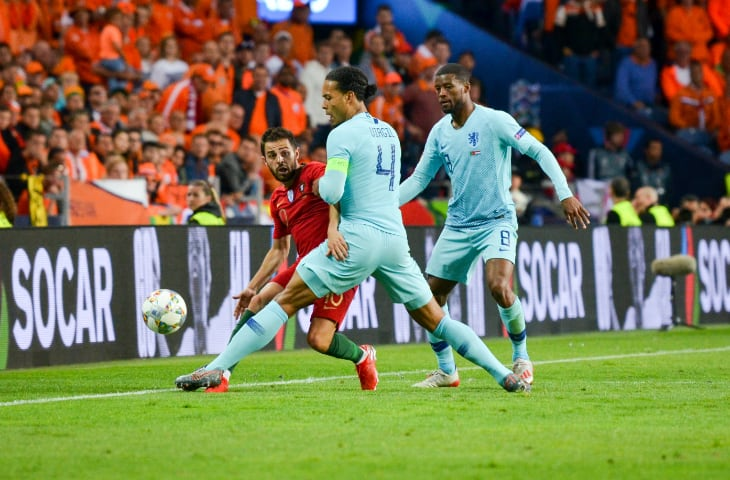 spelers nations league finale nederland portugal
