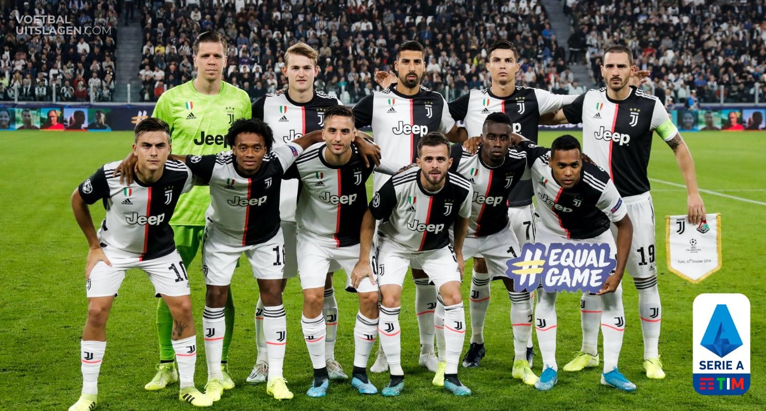 Juventus landskampioen
