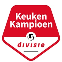 Competition logo for Keuken Kampioen Divisie