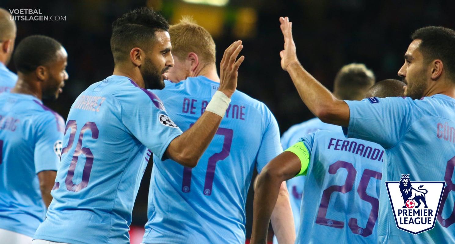 Manchester City landskampioen