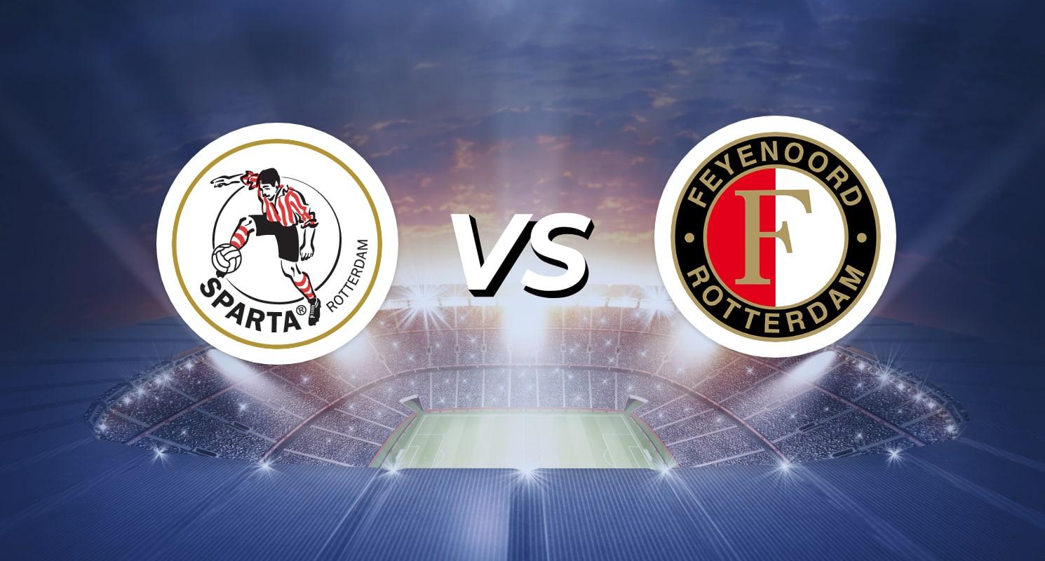 Stadsderby Sparta Feyenoord Statistieken En Geschiedenis