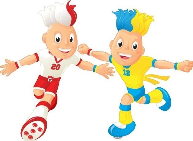EK voetbal 2004 mascotte slavko slavek