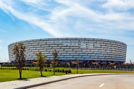 bakoe stadion ek