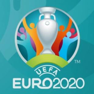 Competition logo for EK 2020 (2021)