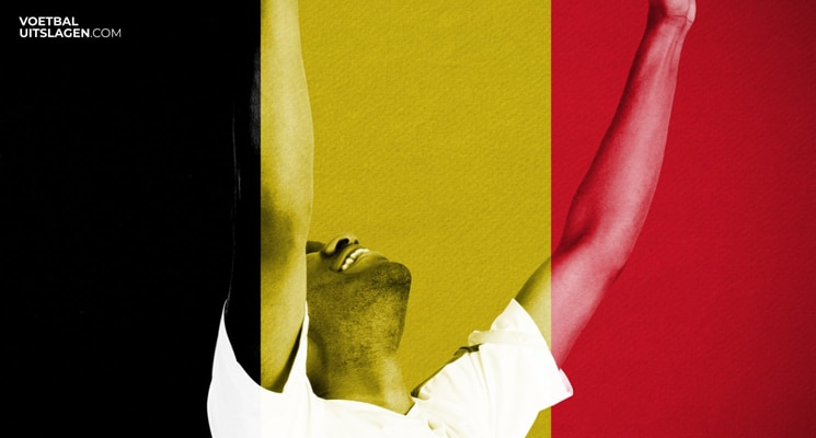 belgie voetbal stand