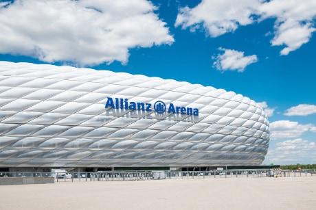 allianz arena duitsland stadion