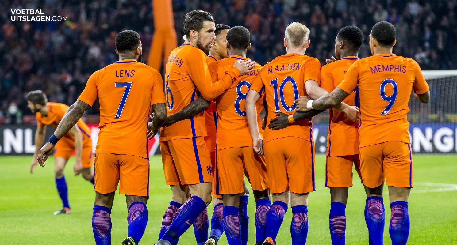 Oranje mannen