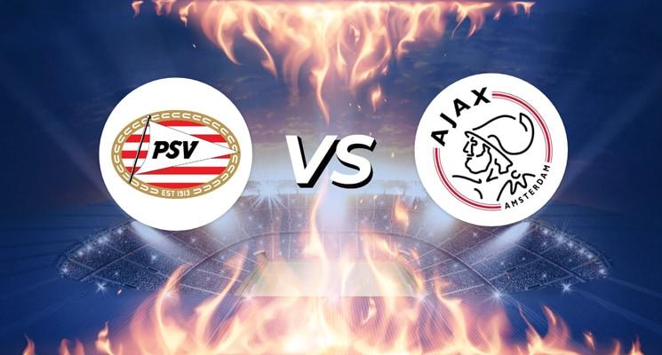 PSV vs Ajax klein