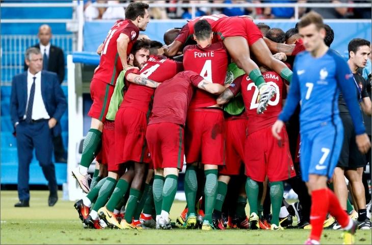 portugees voetbalteam ek 2016 groep