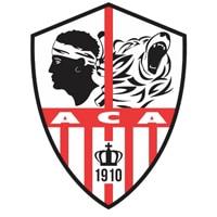 Competition logo for Ajaccio