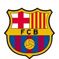 Competition logo for FC Barcelona