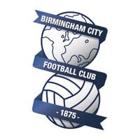 Competition logo for Birmingham City