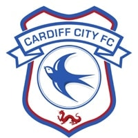 Competition logo for Cardiff City