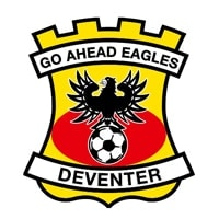 Competition logo for Go Ahead Eagles