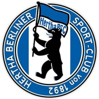 Competition logo for Hertha BSC