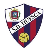 Competition logo for Huesca
