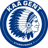 Competition logo for KAA Gent
