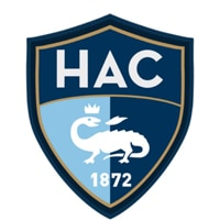 Competition logo for Le Havre
