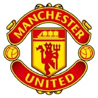 Competition logo for Manchester United F.C.
