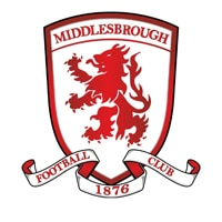 Competition logo for Middlesbrough