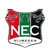 Competition logo for N.E.C. Nijmegen