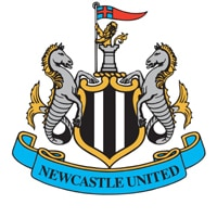 Competition logo for Newcastle United