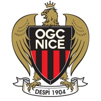 Competition logo for OGC Nice