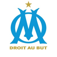 Competition logo for Olympique Marseille