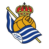 Competition logo for Real Sociedad