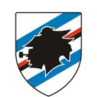 Competition logo for Sampdoria