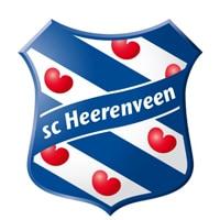 Competition logo for sc Heerenveen