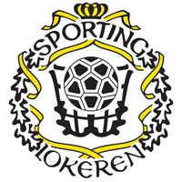 Competition logo for KSC Lokeren